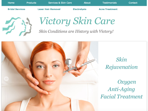 victory skin care